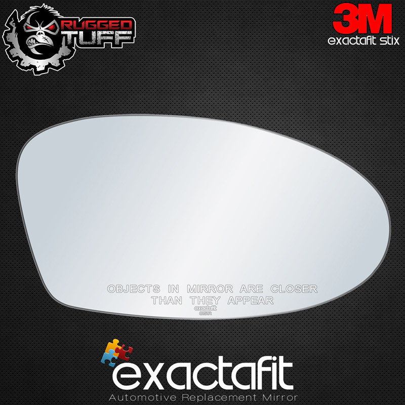 NEW Mirror Glass ADHESIVE 99-04 CHEVY GMC OLDSMOBILE Passenger Right Side RH