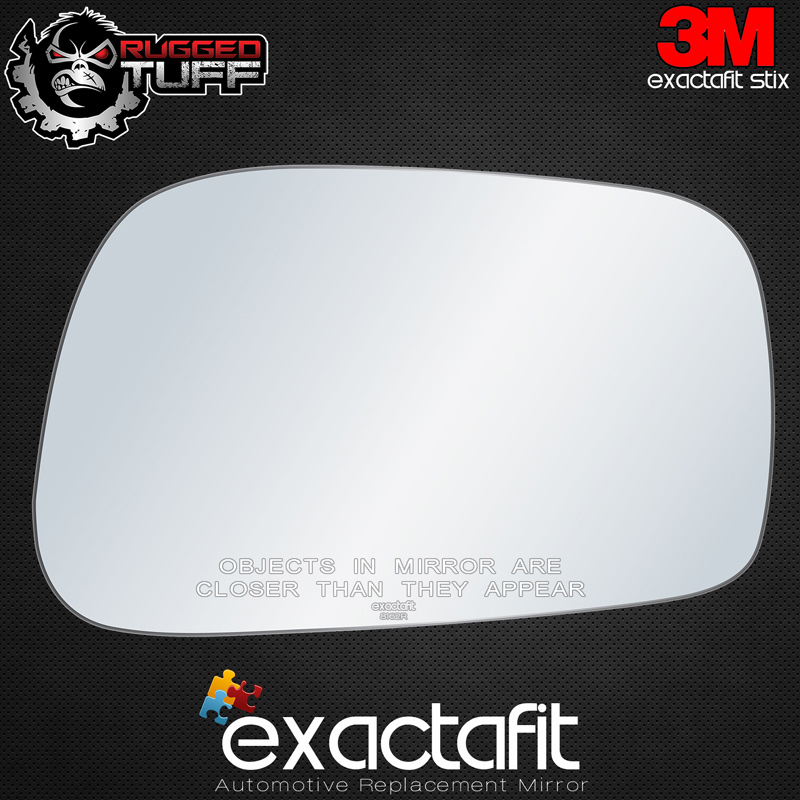 For Lincoln Navigator 03-07 Passenger Side Mirror Glass w Backing Plate Heated