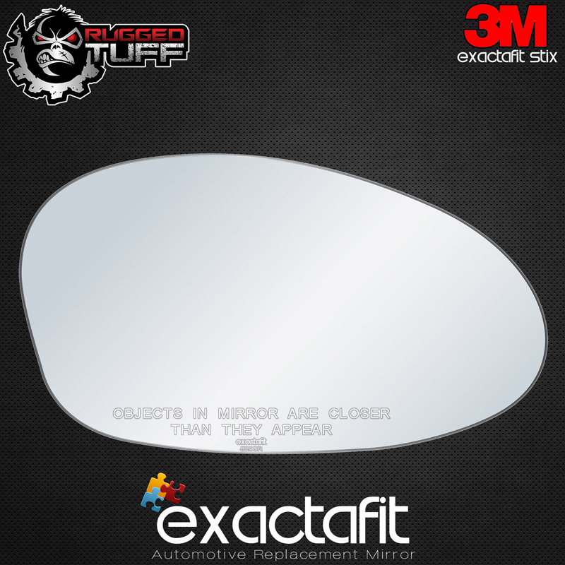 Replacement Right Side Mirror Glass Fits Bmw 323i 325i