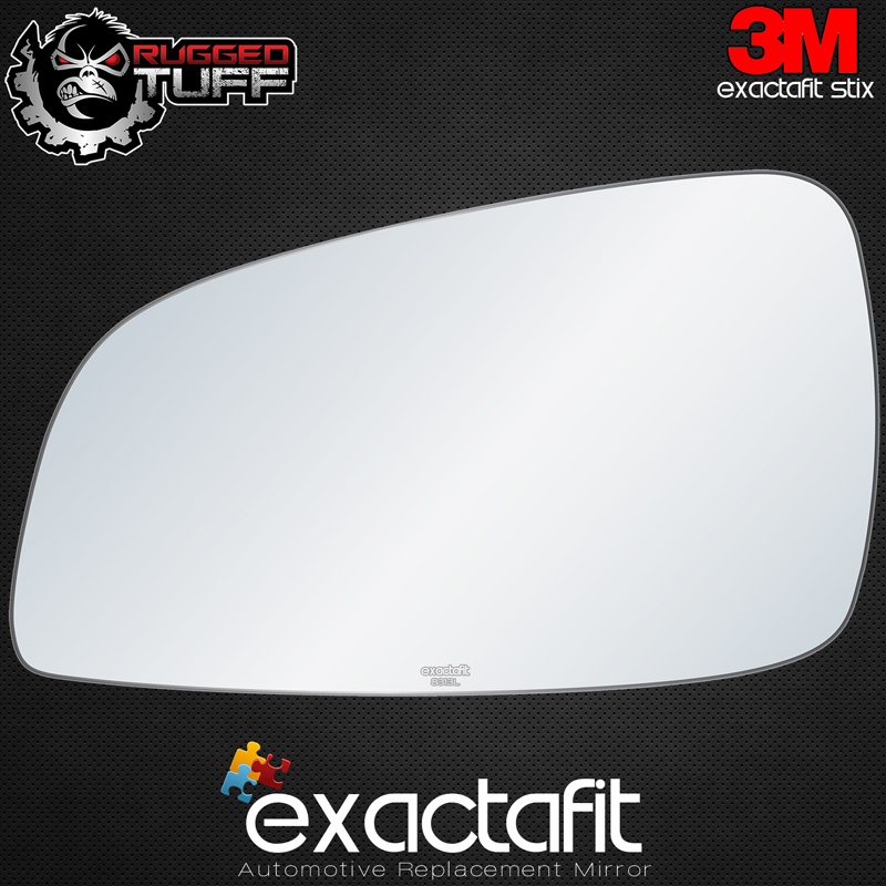Burco 4216 Left Side Replacement Mirror Glass for Chevrolet Malibu Saturn Aura